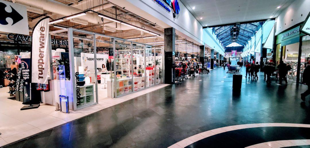 Boutique Tupperware Mons