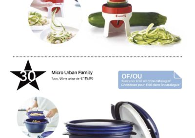p2 - Promos Avril 2020 Tupperware Belgique
