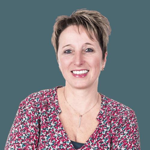 Maryse Larsimont, Concessionnaire Tupperware